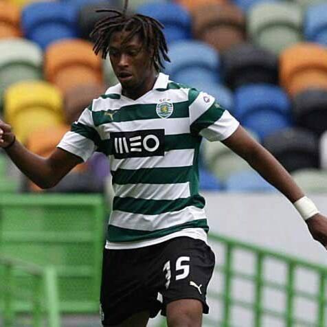 O futebolista internacional sub-21 português Rúben Semedo b6d99f70f7af3